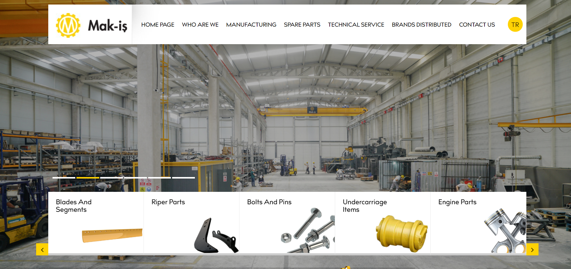 WE HAD UPDATED OUR WEBSITE...